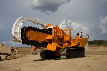 Manufacture 90 tonne trencher