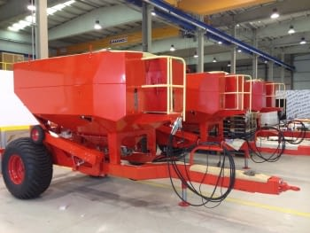 Design and manufacturing of farming equipment